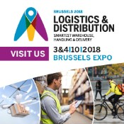 Afbeelding: Logistic en Distribution Brussel logo 2018